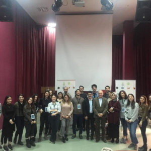 "Local Workshop of the ""Young Ideas Sustainable Cities"" Project"